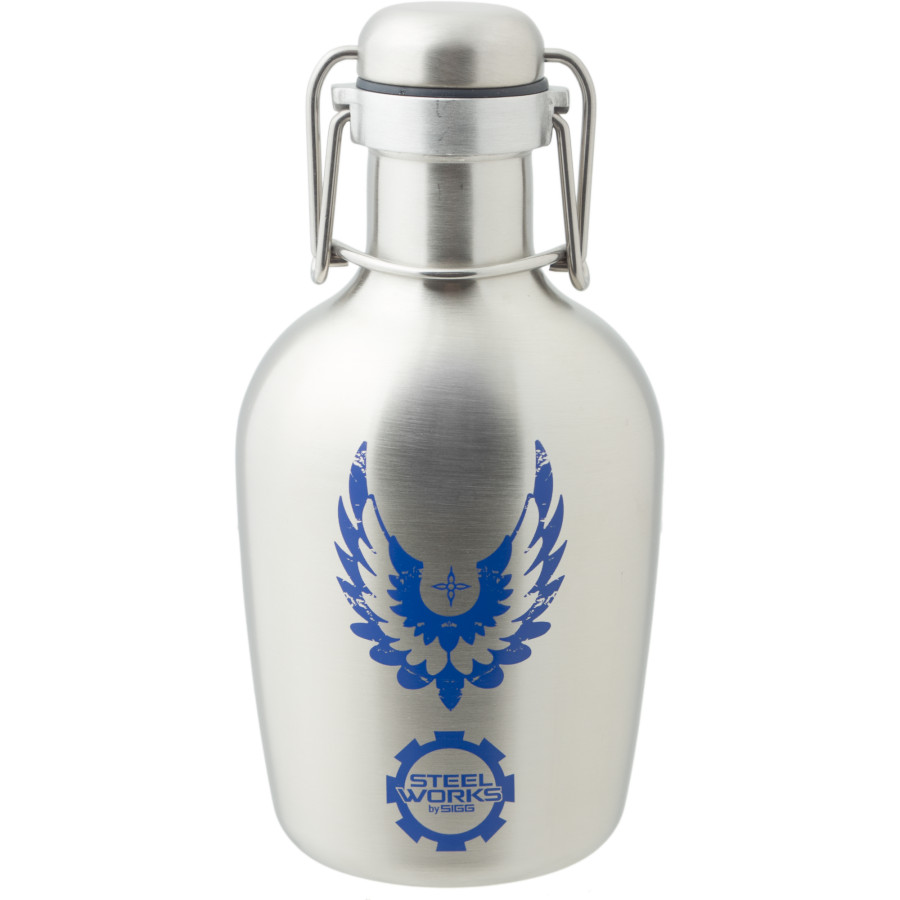 Sigg Stainless Flask Sigg Vintage Flask