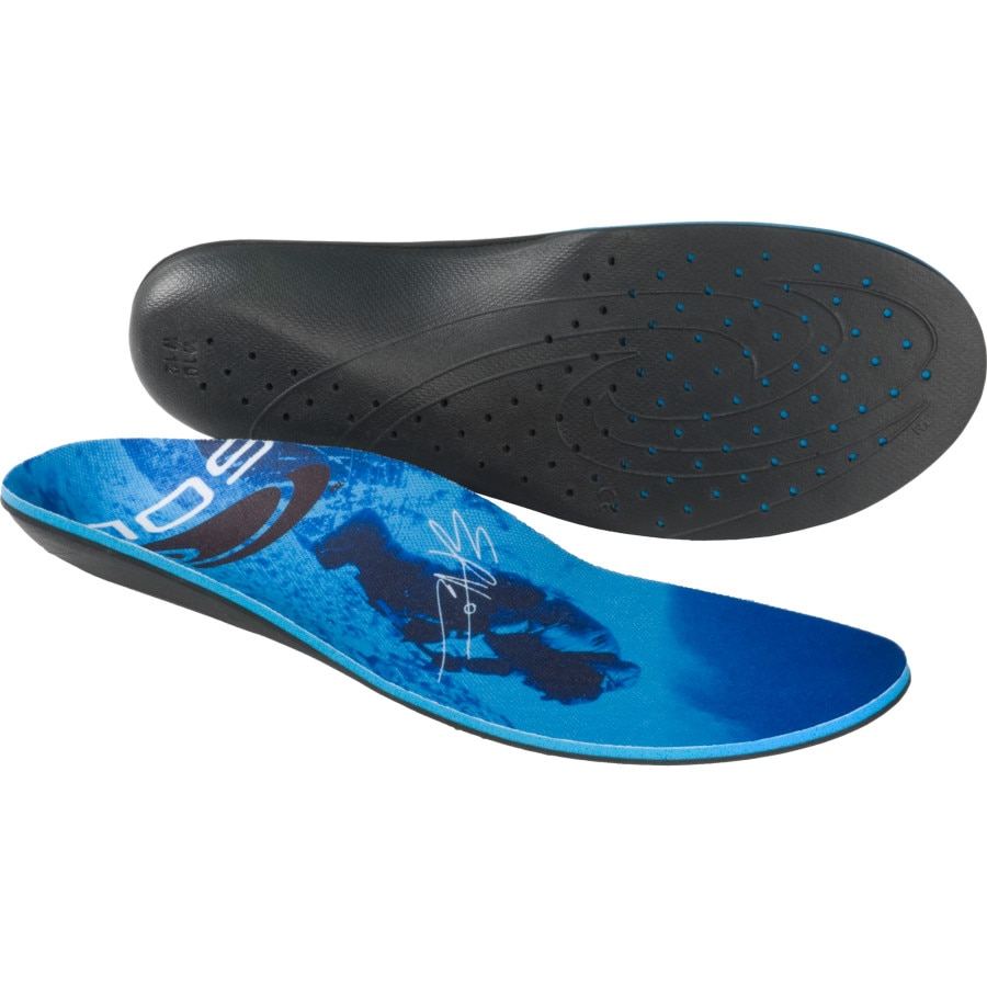 Sole Ed Viesturs Signature Edition Footbed - Mens