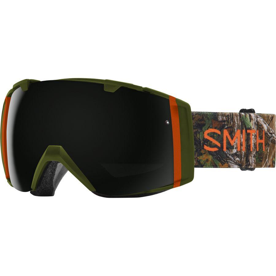 Smith Lago Signature I/O Goggles with Bonus Lens