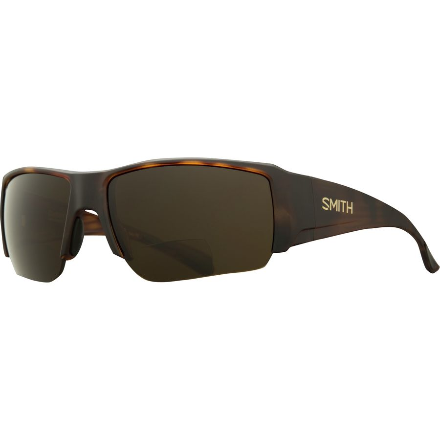 Smith captains choice bifocal sunglasses polarized for Bifocal fishing sunglasses