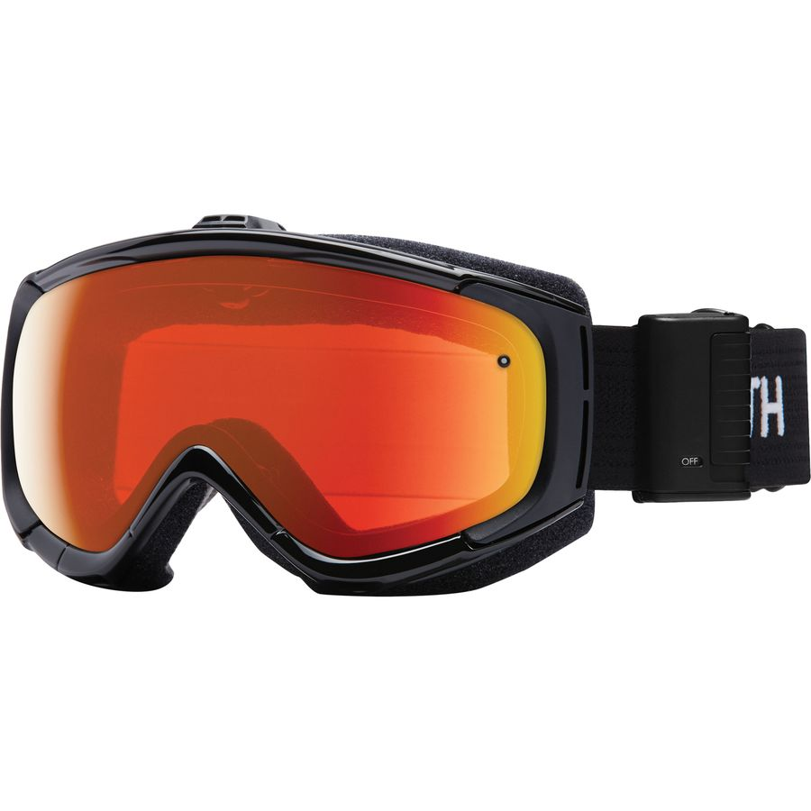 Smith Phenom Turbo Fan Goggle - ChromaPop