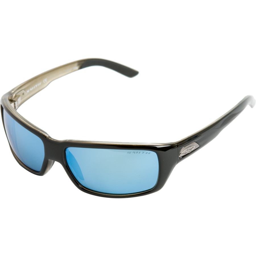 Smith optics polarized fishing sunglasses for Polarized prescription fishing sunglasses