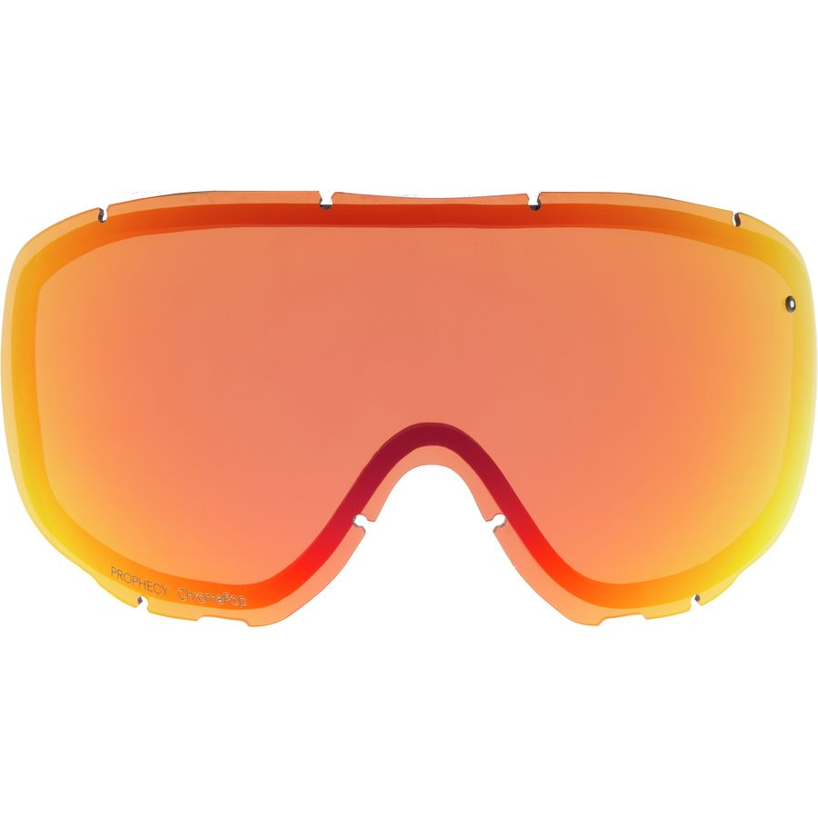 Smith Goggles Replacement Lenses : Smith prophecy turbo replacement goggle lens backcountry