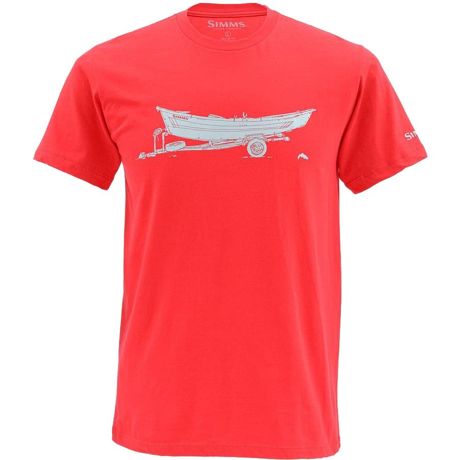 Simms Drift T-Shirt - Short-Sleeve - Mens