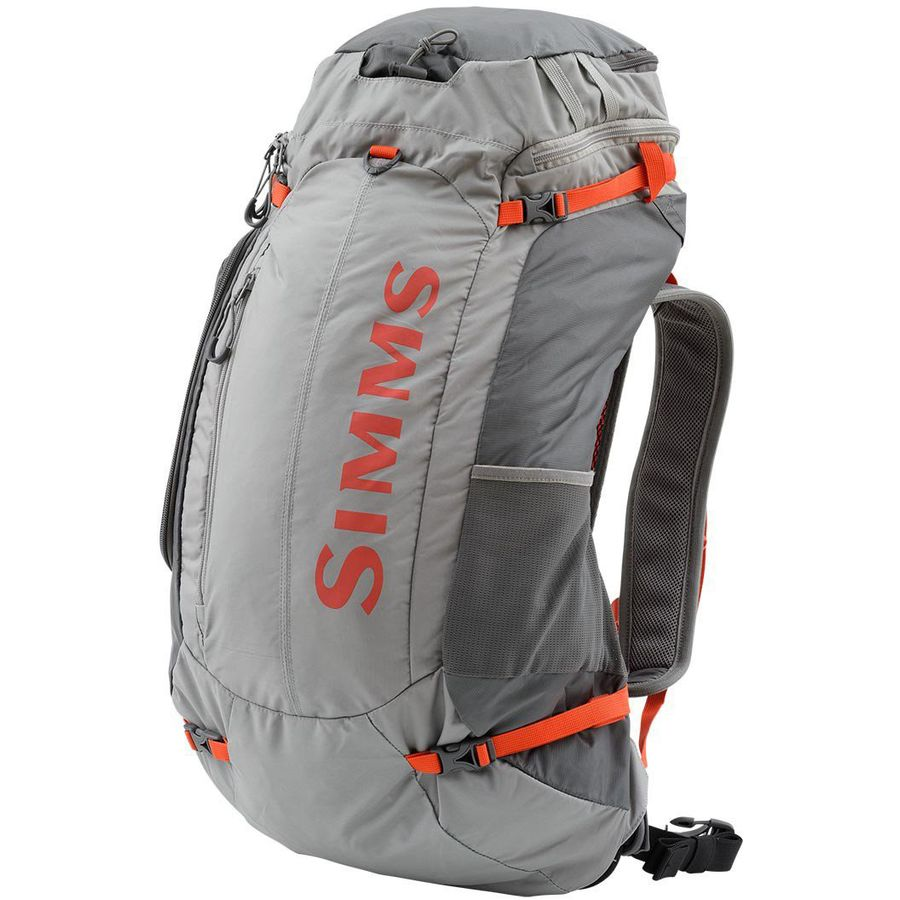 Simms waypoints backpack for Simms fly fishing