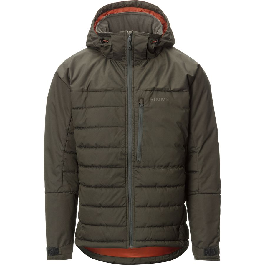 Simms Exstream Insulated Jacket Men S Backcountry Com