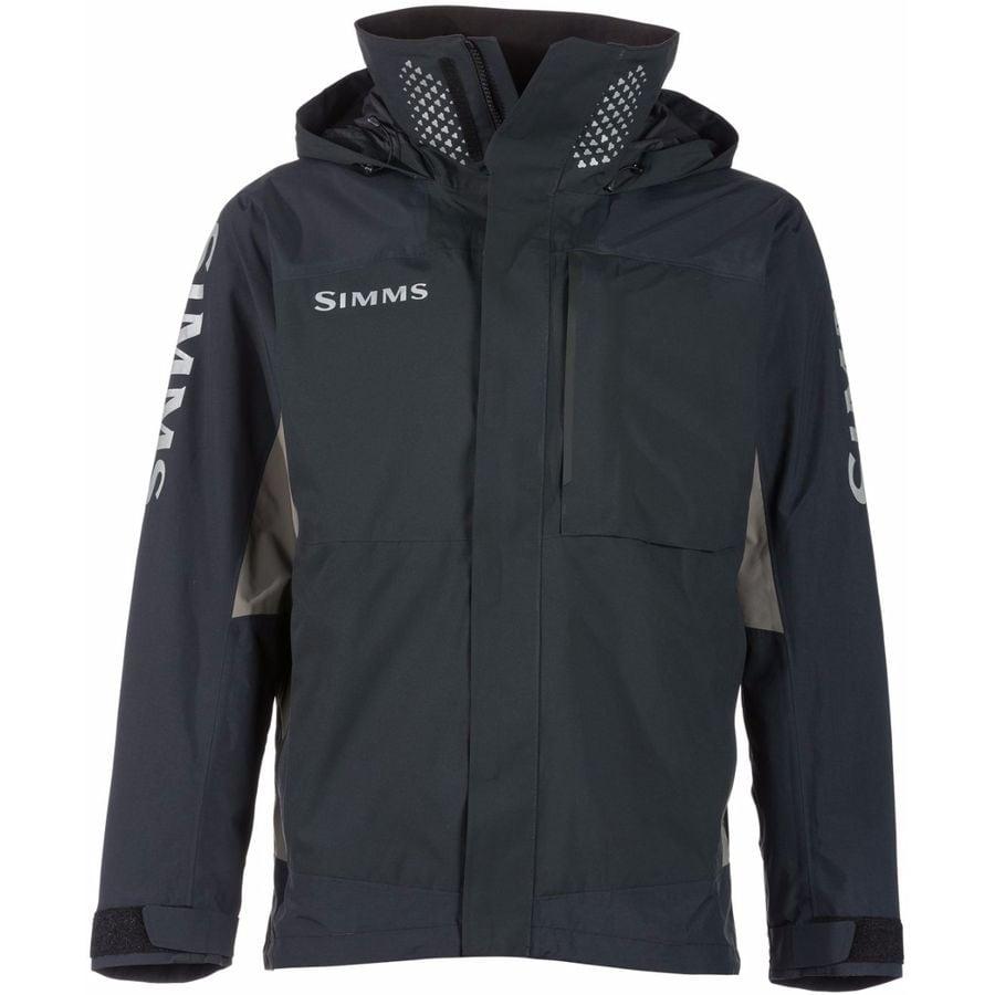 Simms challenger jacket men 39 s for Bass fishing rain gear