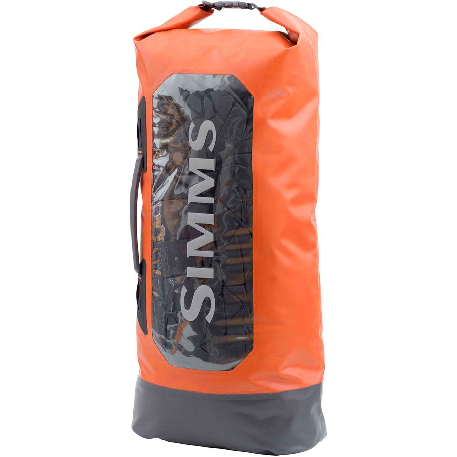 Simms dry creek 40l roll top bag for Simms fly fishing
