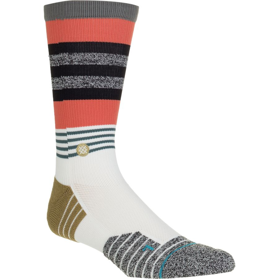Stance Triot Fusion Athletic Crew Socks