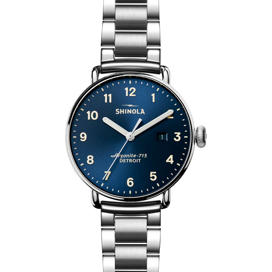 Shinola canfield 38mm 43mm watch for Watches 38mm
