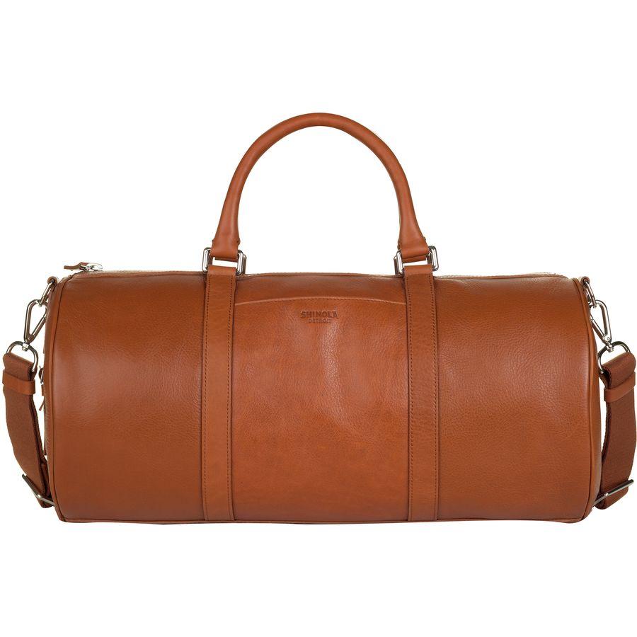 Shinola Medium Weekender Bag