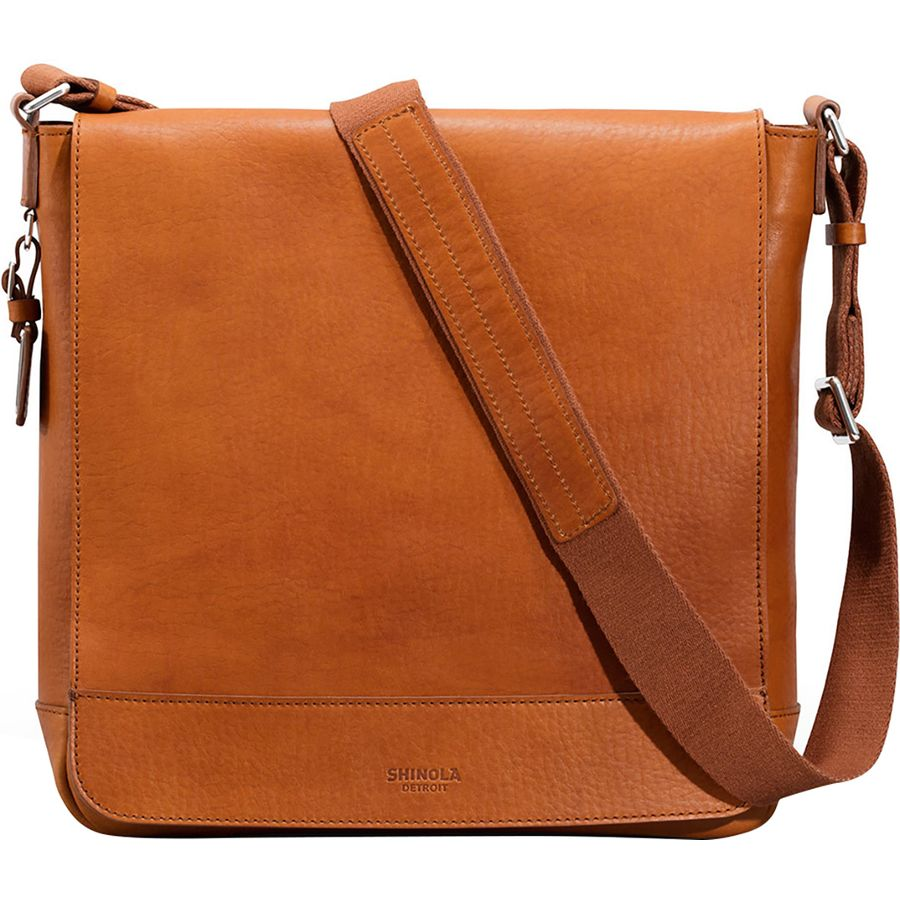 Shinola N/S Messenger Purse