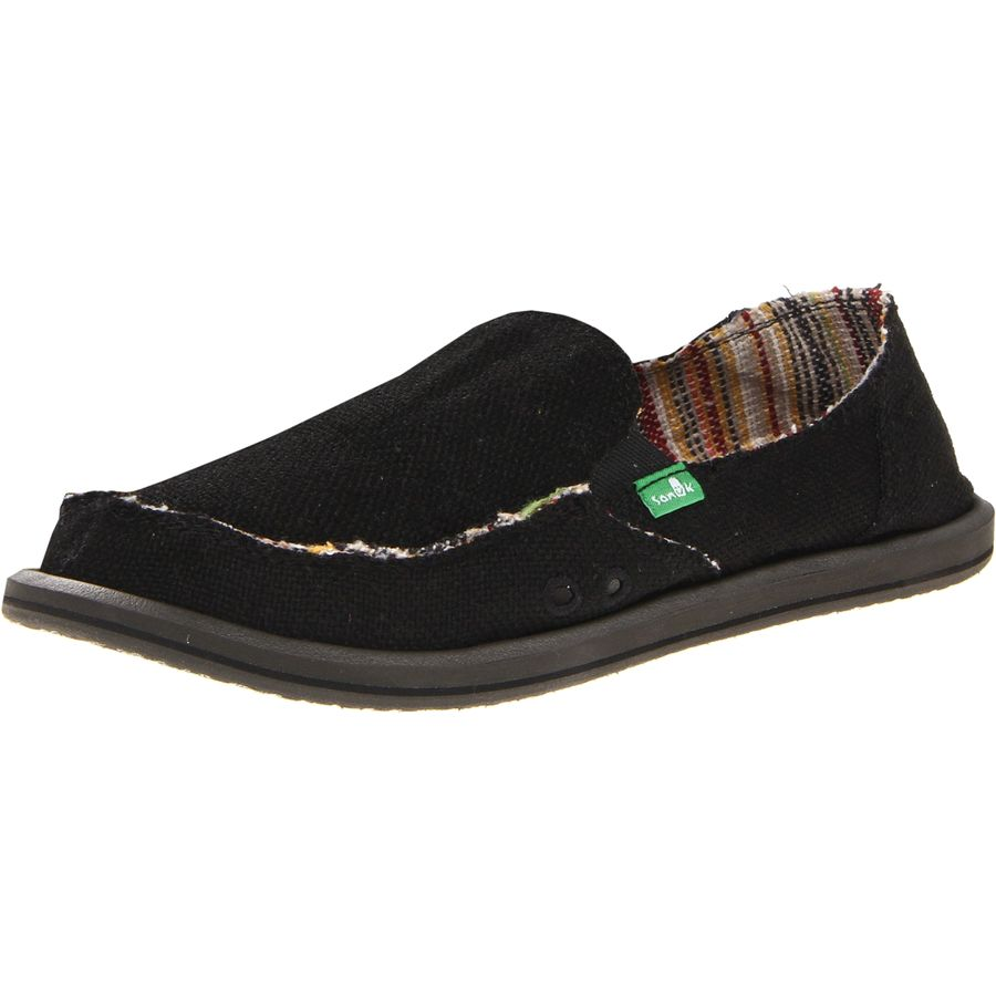 sanuk donna hemp shoe s backcountry