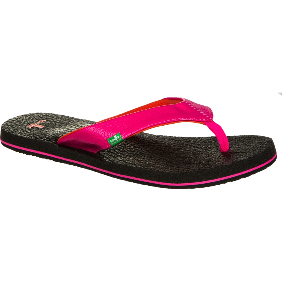 Sanuk Yoga Mat Flip-Flop - Girls  Backcountry.com