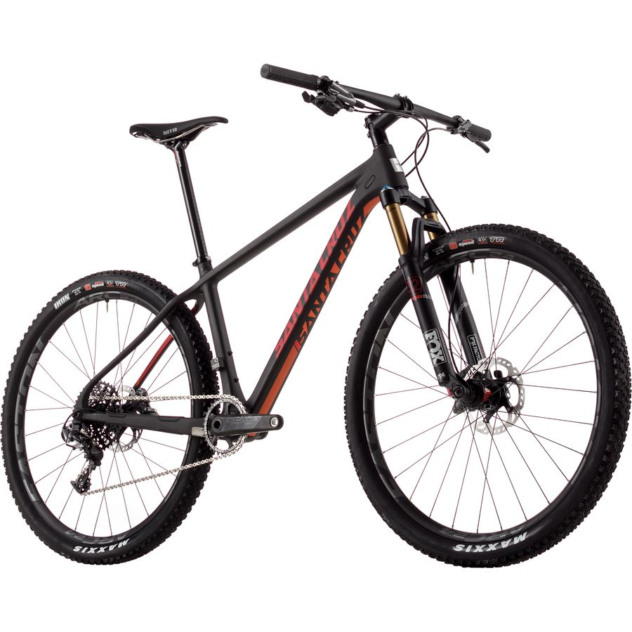 Santa Cruz Bicycles Highball Carbon CC 27.5 XX1 Complete Mountain Bike - 2016