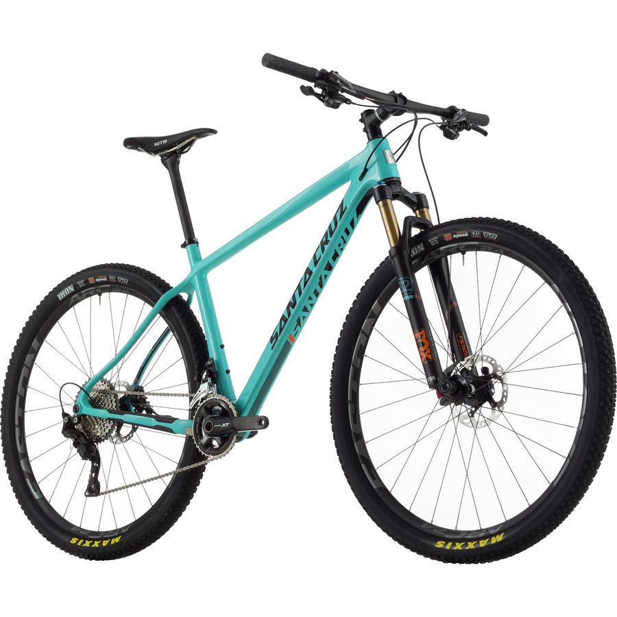 Santa Cruz Bicycles Highball Carbon CC 29 XT Complete Mountain Bike - 2016