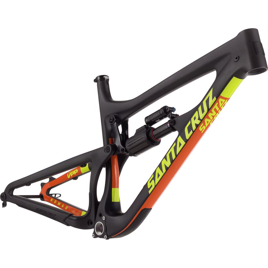 Santa Cruz Bicycles Nomad Carbon CC Vivid Air Mountain Bike Frame - 2017