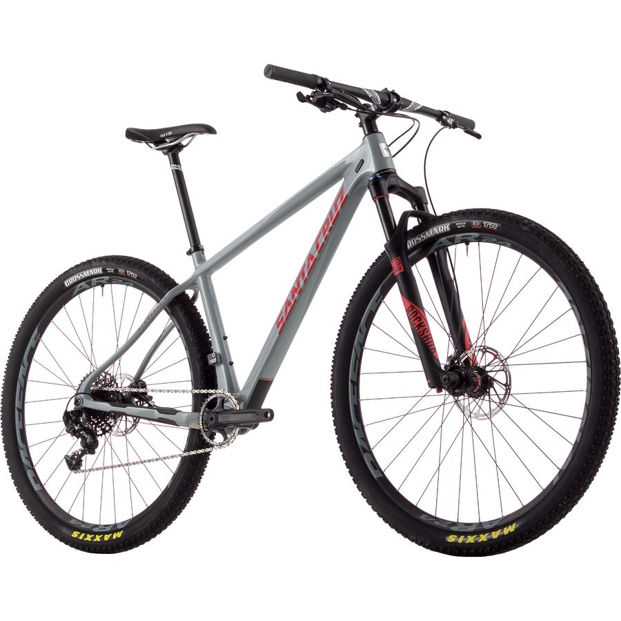Santa Cruz Bicycles Highball Carbon 29 S Complete Mountain Bike - 2017