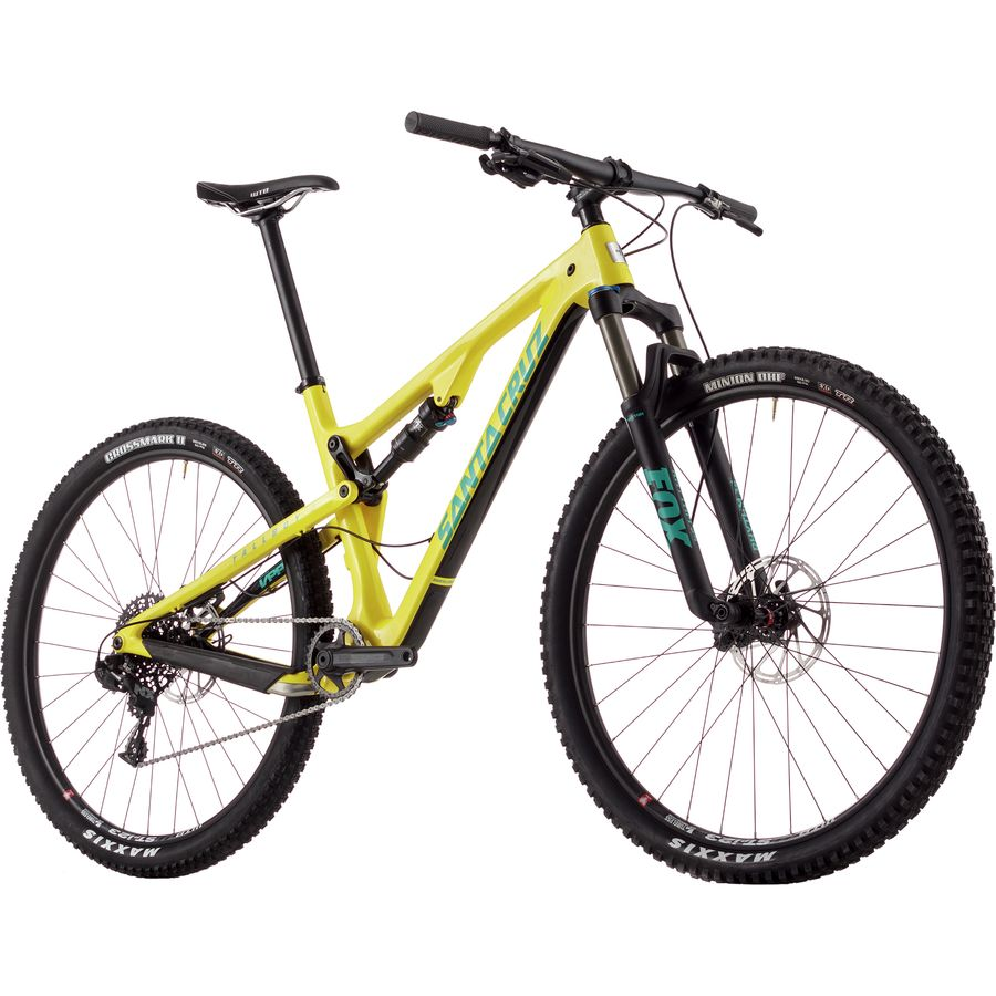 Santa Cruz Bicycles Tallboy Carbon 29 R1x Complete Mountain Bike - 2017