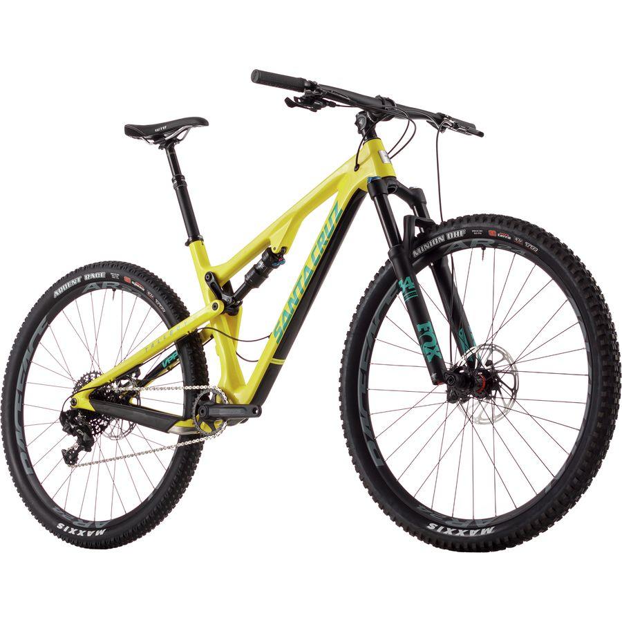 Santa Cruz Bicycles Tallboy Carbon 29 S Complete Mountain Bike - 2017