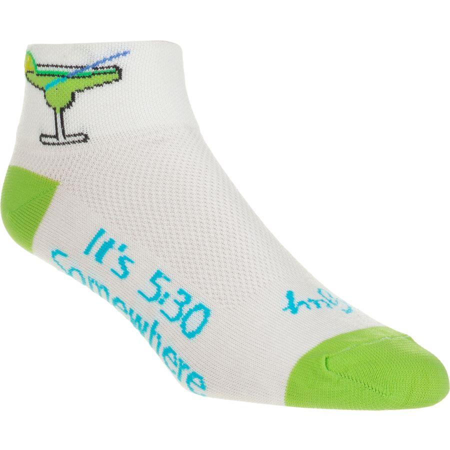 SockGuy Margarita 2in Socks - Womens