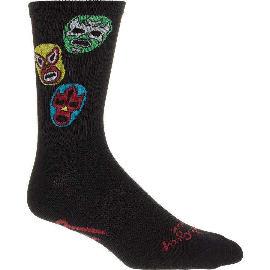 SockGuy SGX6 Three Amigos Socks