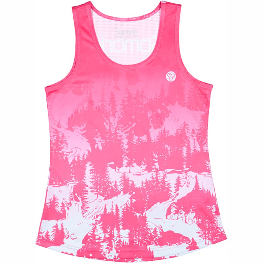 Sombrio Cascadia Jersey - Sleeveless - Womens