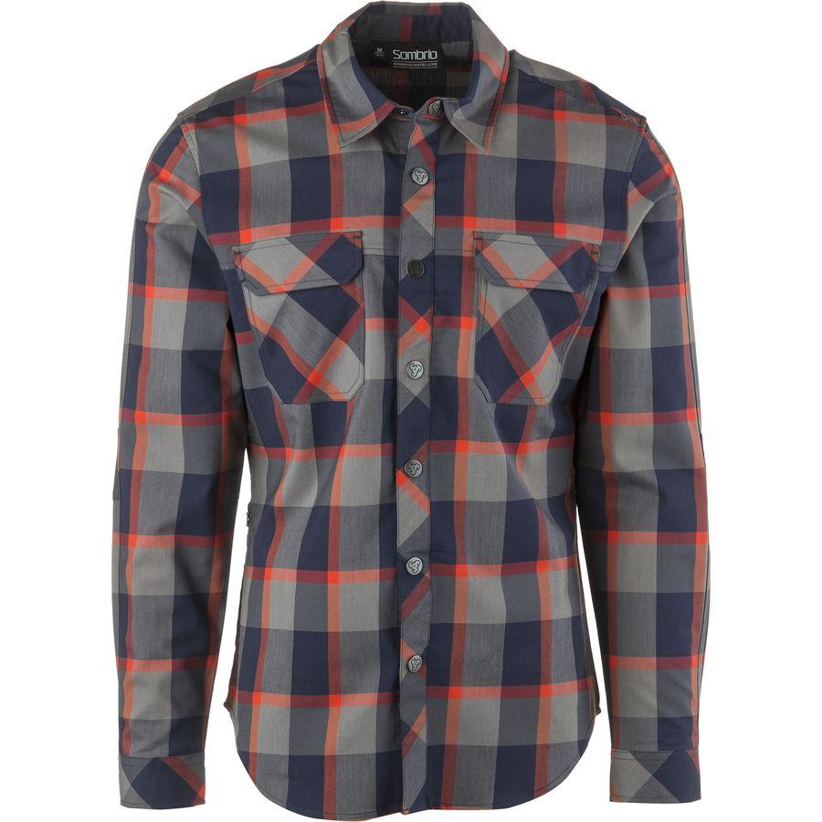 Sombrio Vagabond Riding Shirt - Long Sleeve - Mens