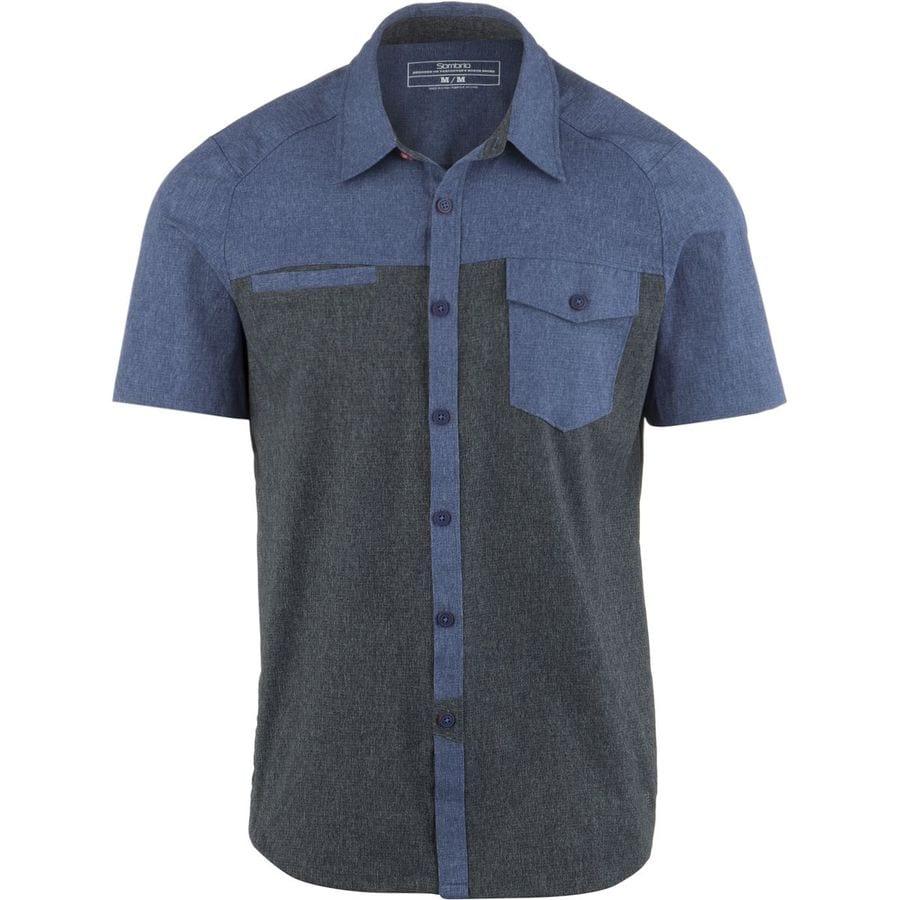 Sombrio Shore Shirt - Short-Sleeve - Mens