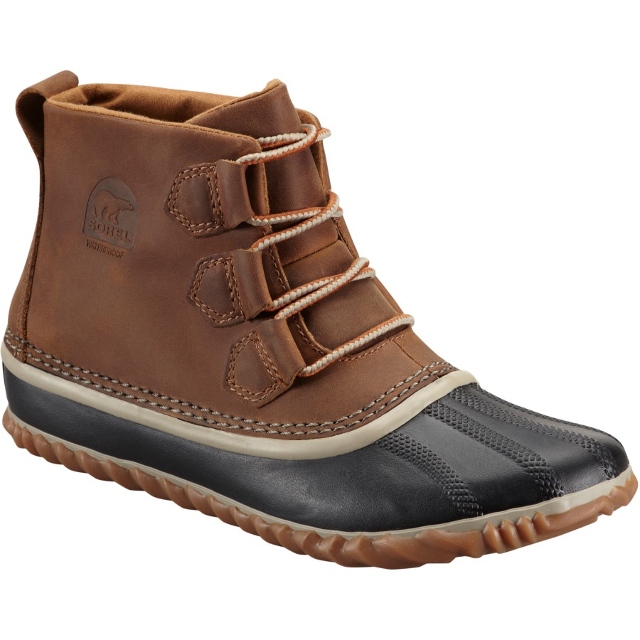 Sorel Out N About Leather Boot - Women's
