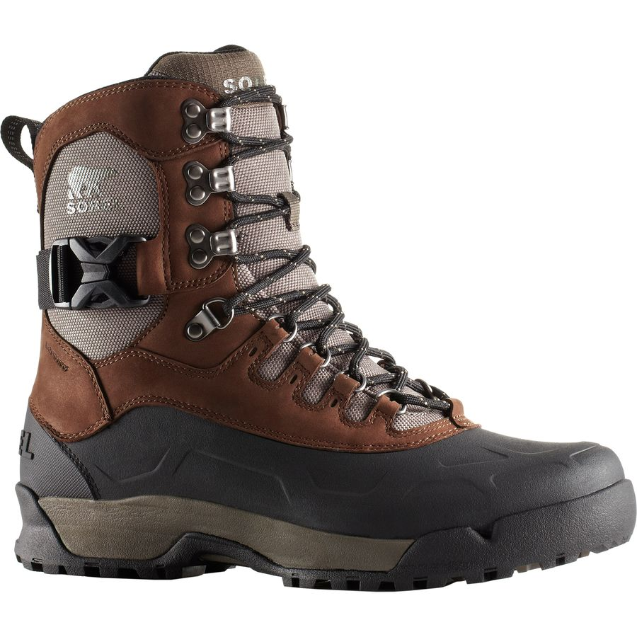 Sorel Paxson Tall Waterproof Boot - Mens