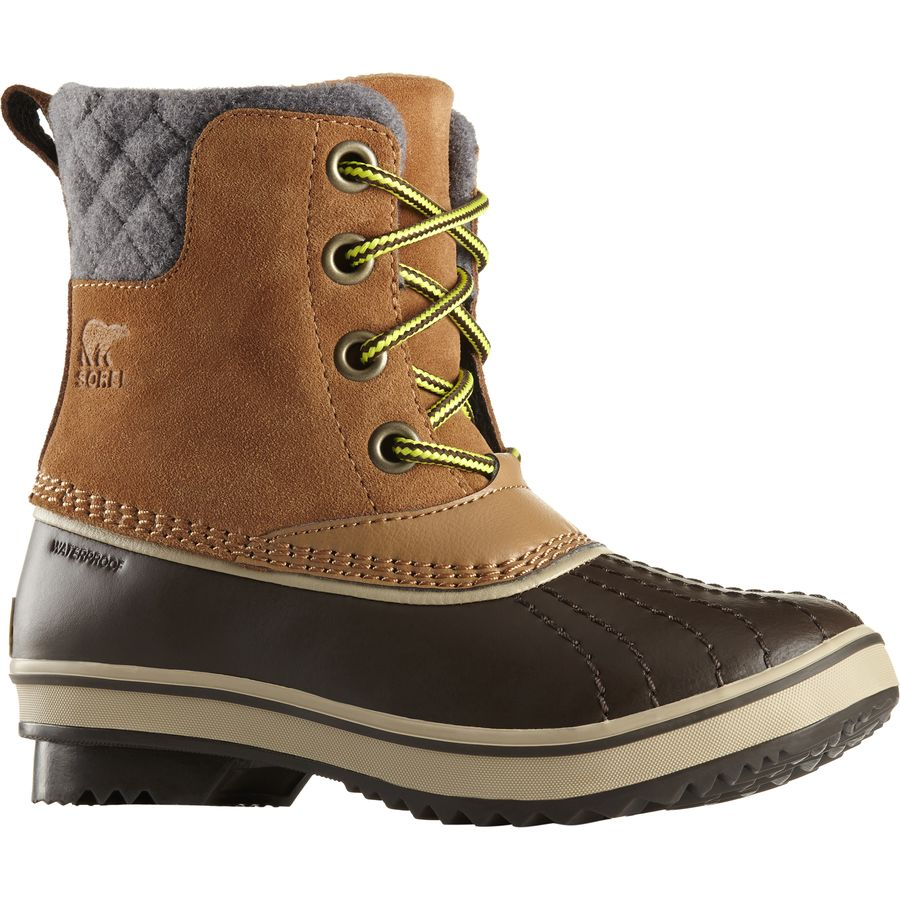 Sorel Slimpack II Lace Boot - Girls