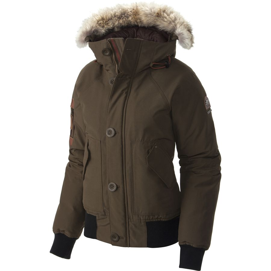 Sorel Caribou Down Bomber Jacket - Womens