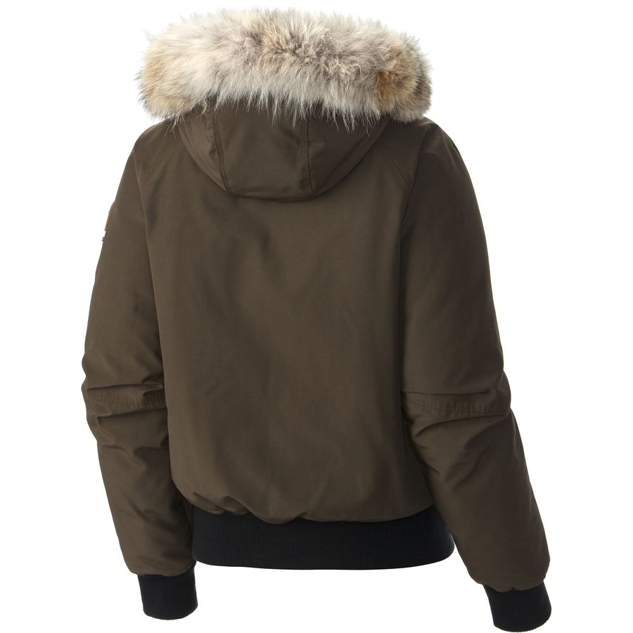 Sorel Caribou Down Bomber Jacket Women S Backcountry Com