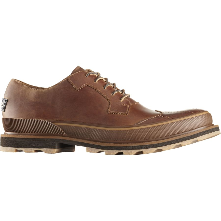 sorel madson wingtip lace shoe s backcountry