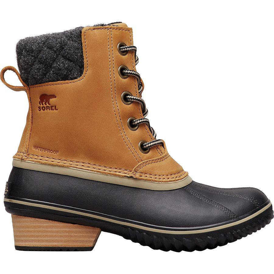 sorel slimpack lace ii boot womens backcountrycom