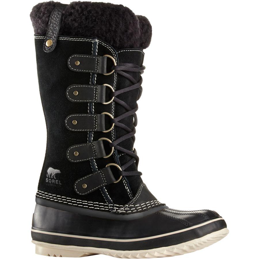 sorel joan of arctic shearling boot womens