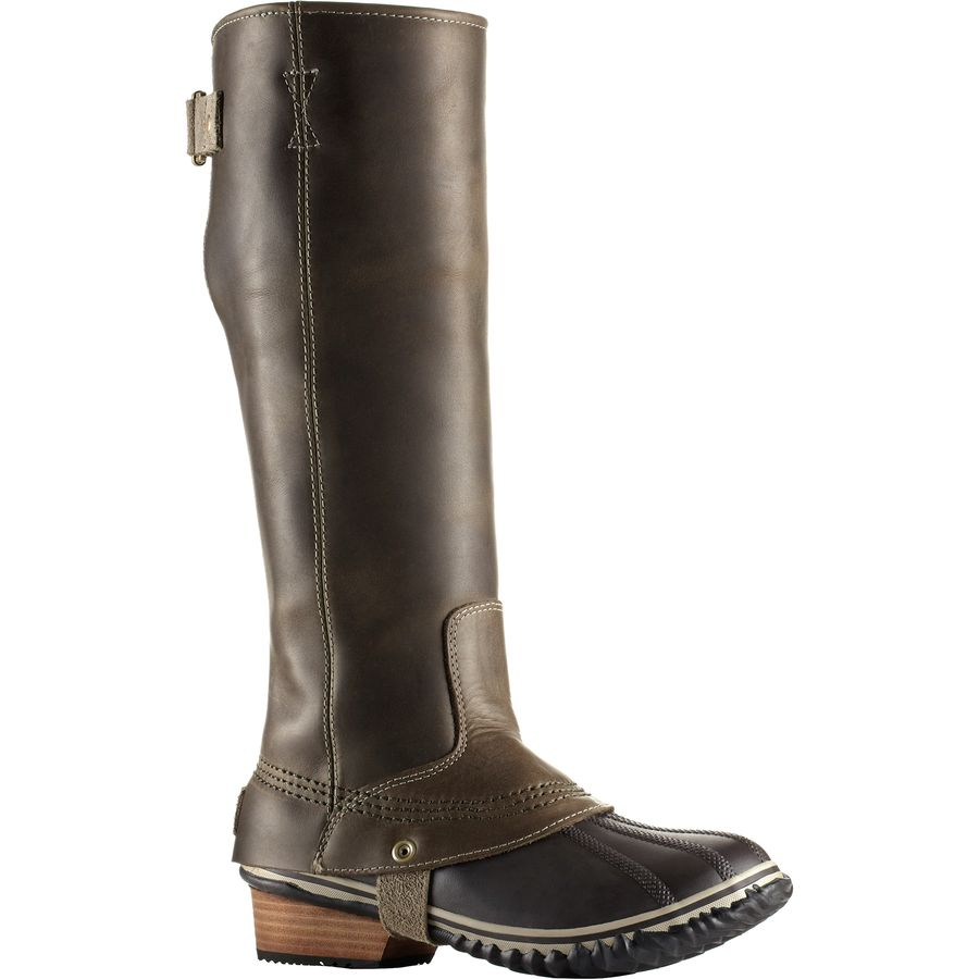 sorel slimpack boot s