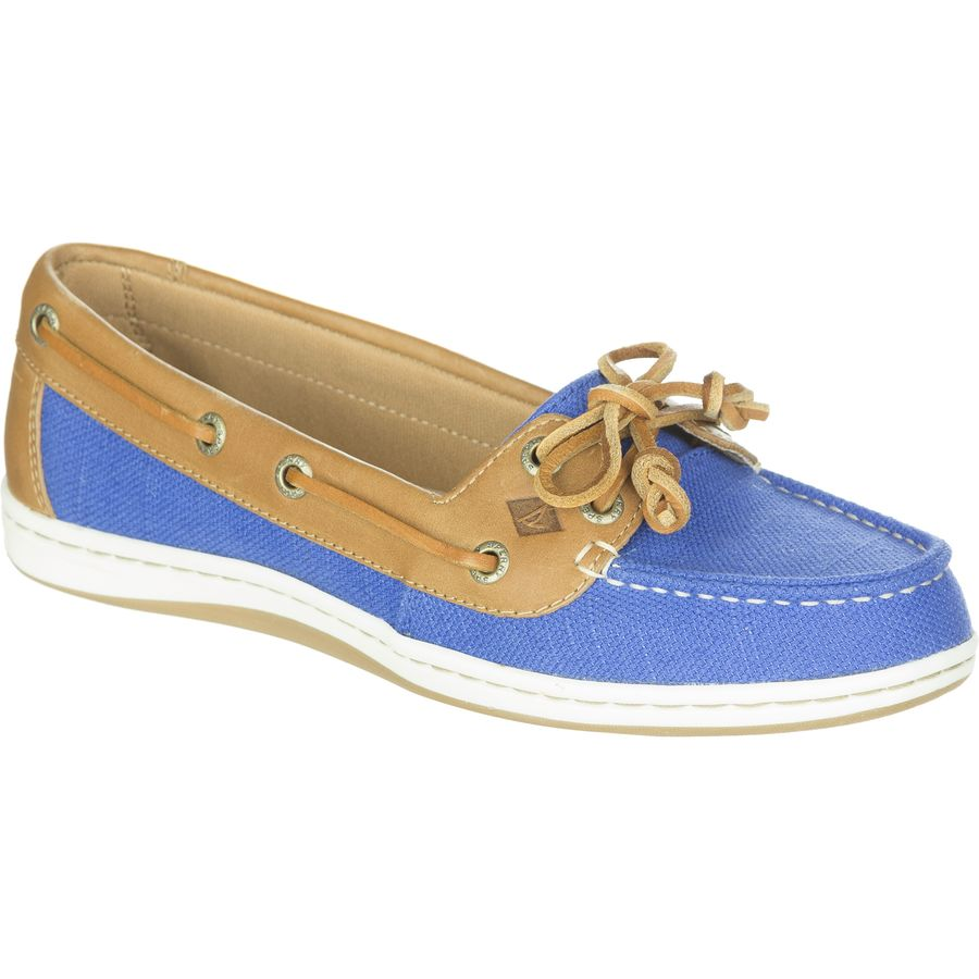 Sperry Top-Sider Firefish Nubby Canvas Shoe - Womens