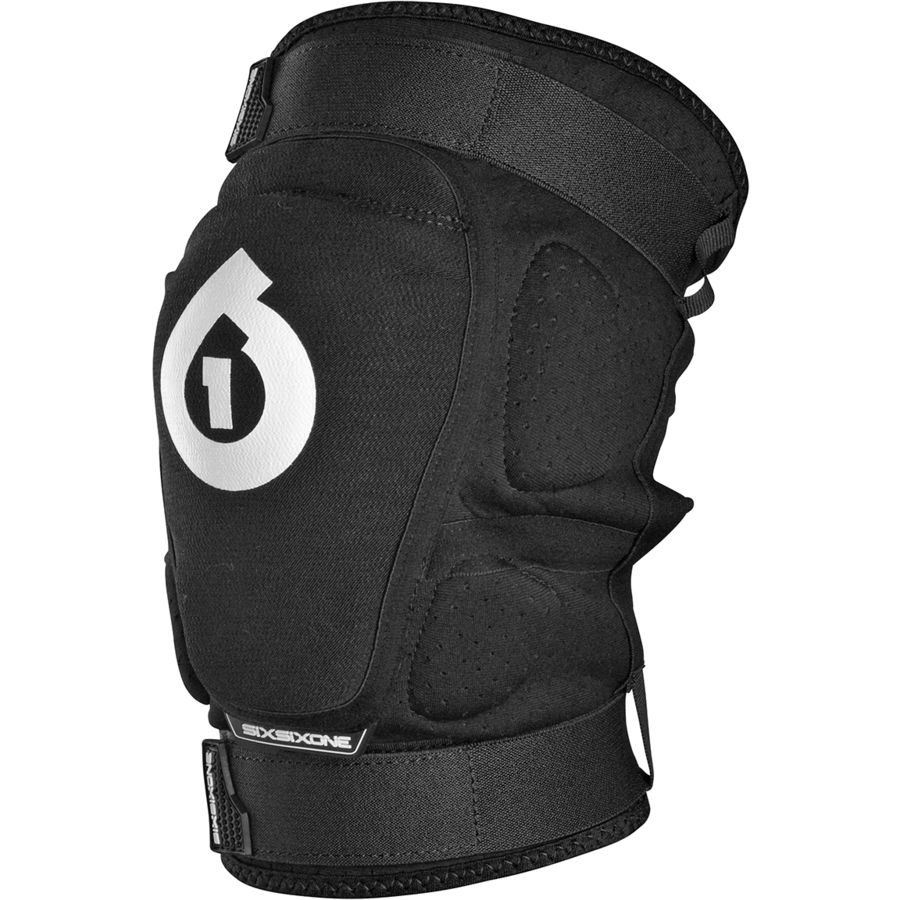 Six Six One Rage Knee Guards - Youth