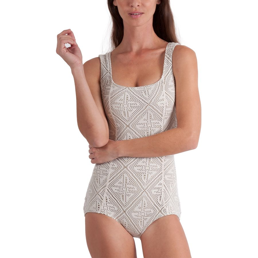 Seea Swimwear Tofino One-Piece Swimsuit - Womens