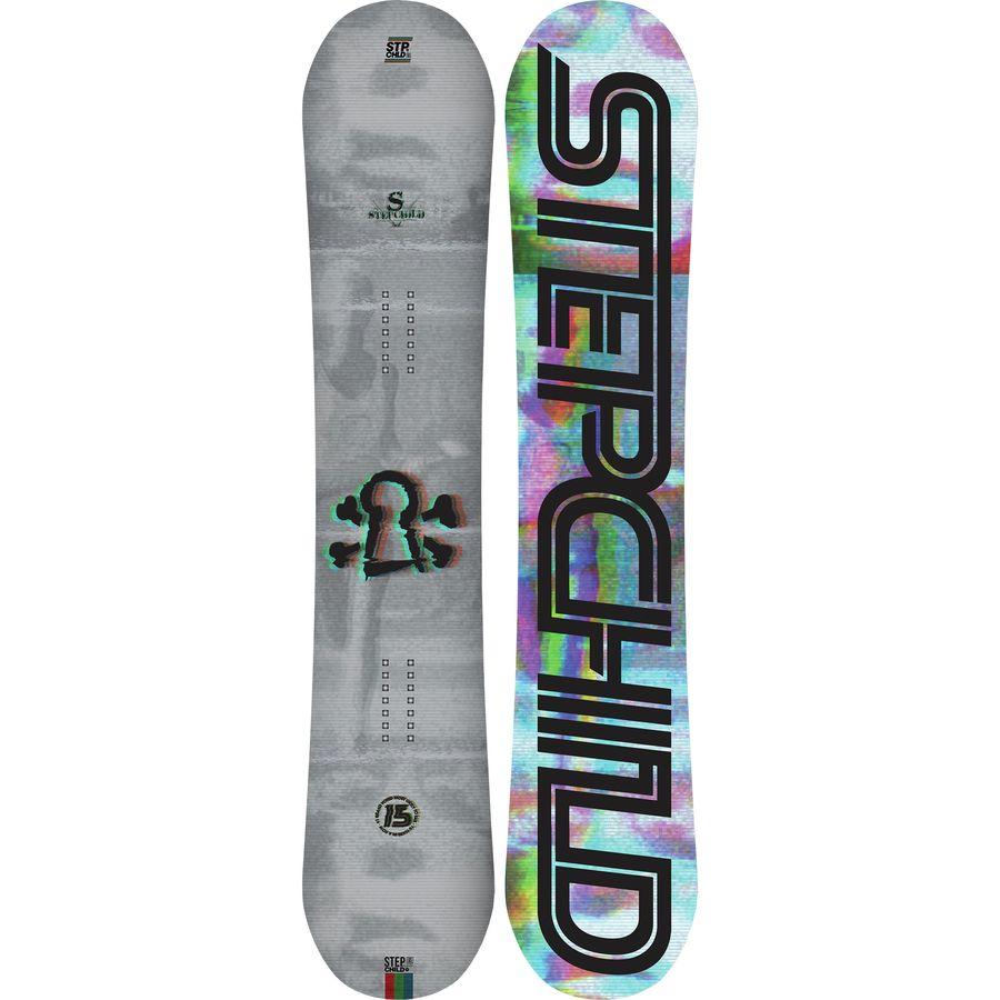 Stepchild Snowboards Sucks Snowboard - Wide