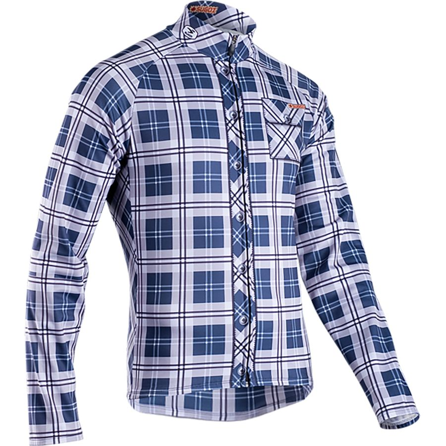 SUGOi Lumberjack Long-Sleeve Jersey - Mens