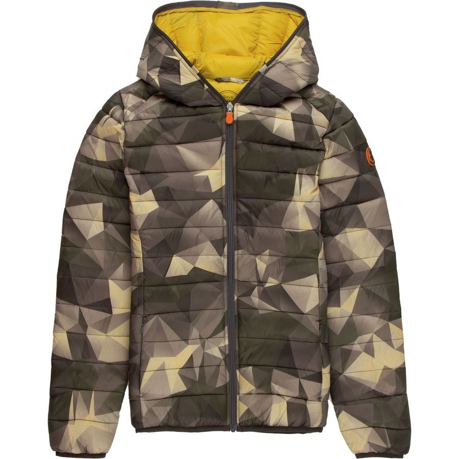 Save The Duck Marc Printed Jacket - Boys