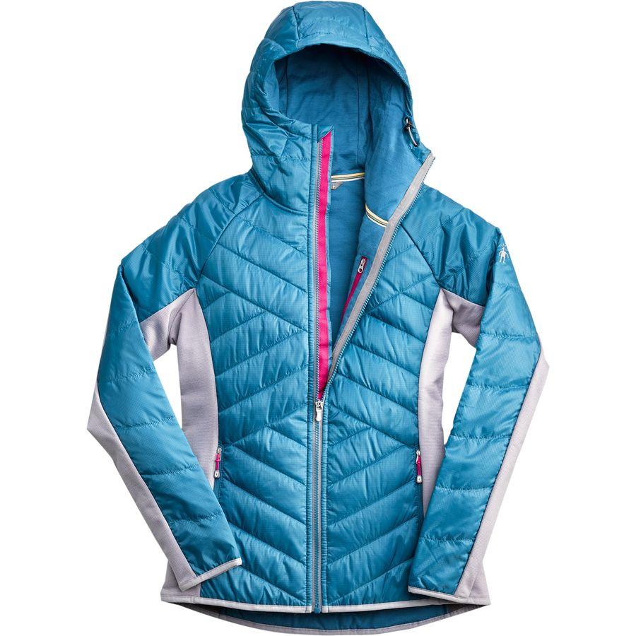 SmartWool Double Corbet 120 Hooded Jacket - Women's