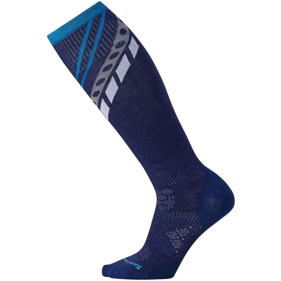 SmartWool PhD Ski Ultra Light Pattern Sock - Womens
