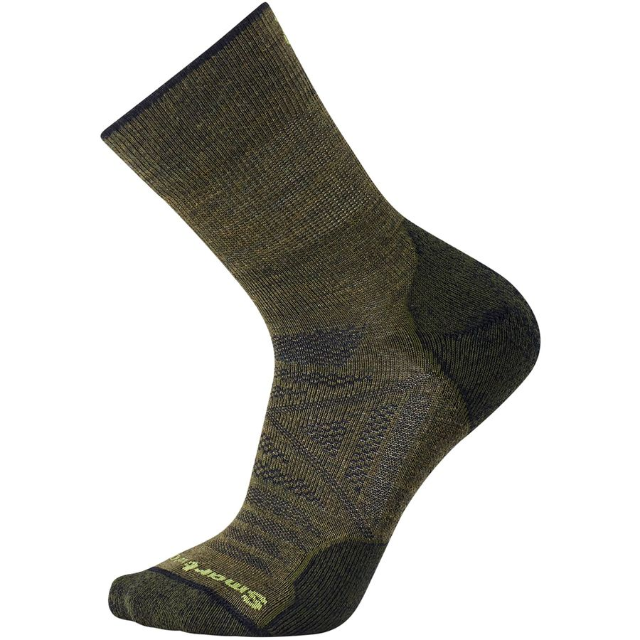 Smartwool Phd Outdoor Light Mid Crew Sock Backcountry Com