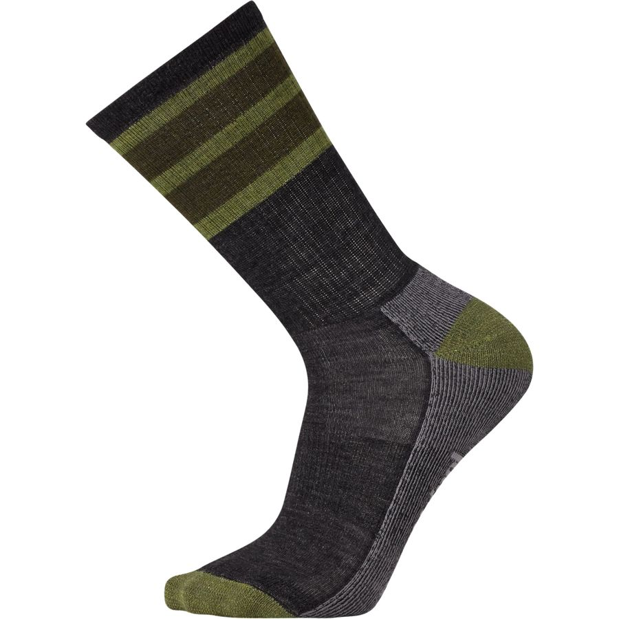 Smartwool Striped Hike Light Crew Sock Backcountry Com