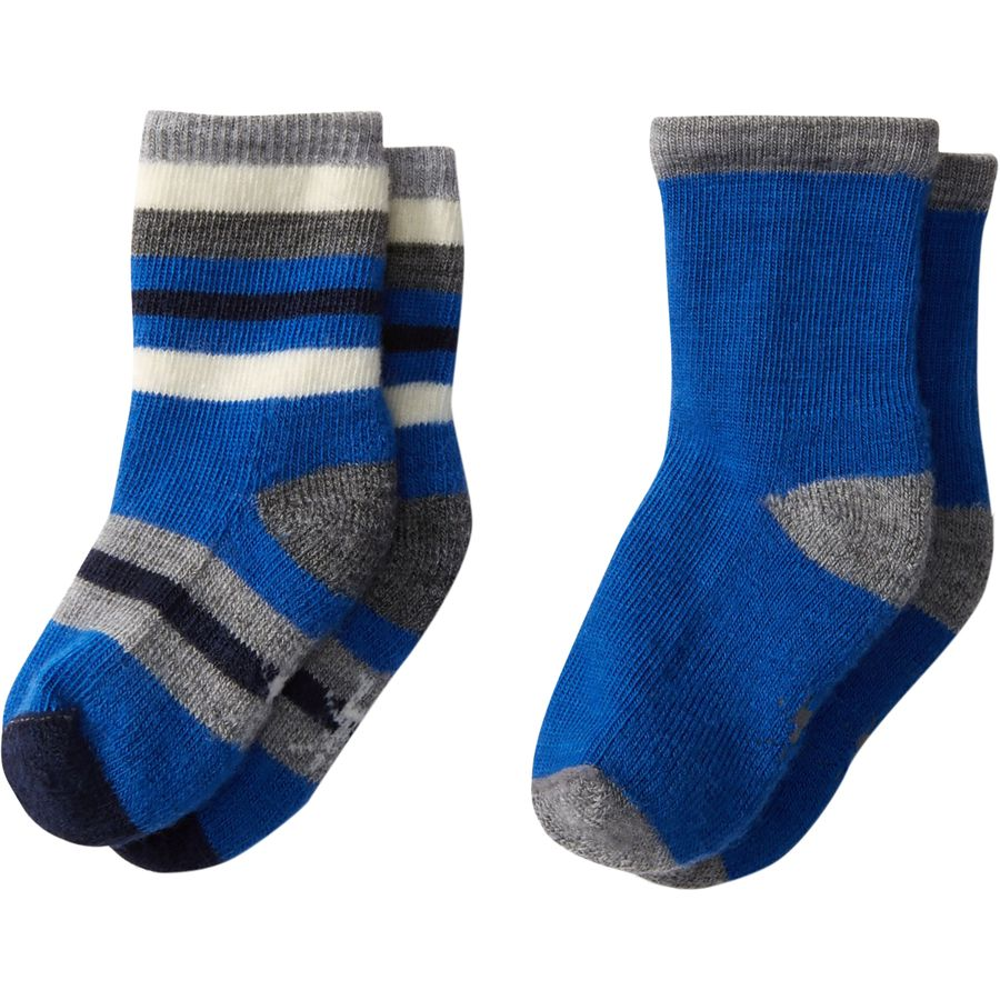 Toddler wool socks keep kids warm, comfortable in all conditions. Made in USA of imported yarn. Matches our baby hat and mittens. % guarantee4/4(79).