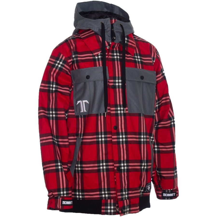 Technine Flannel Jacket - Men's | Backcountry.com
